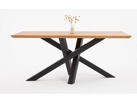 Stół z litego drewna dębowego ST 7