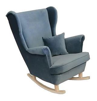 Bujany fotel uszak 1 - Kolory do wyboru