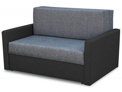 Fotel Sofa Jednoosobowa do Spania Tedi 2 Czarny