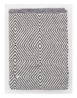 Sinsay - Dywan 120x160 - Biały