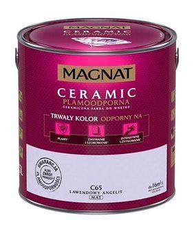 Farba ceramiczna MAGNAT lawendowy angelit C65 2,5 l Magnat
