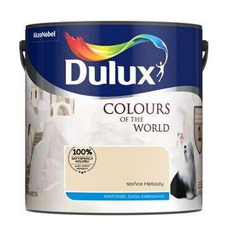 Farba lateksowa Dulux Kolory Świata Słońce Hellady 2,5 l Dulux