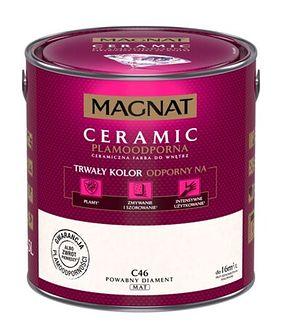 Farba ceramiczna MAGNAT Ceramic powabny diament C46 2,5 l
