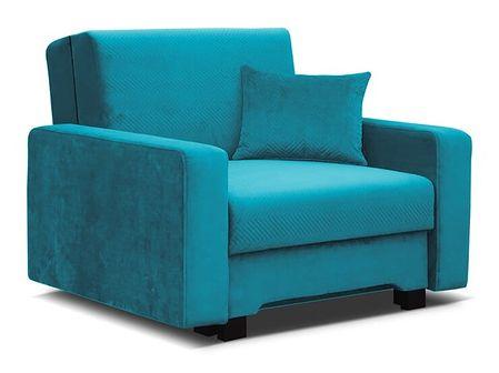 Fotel z funkcją spania LUX-1 / kolory do wyboru