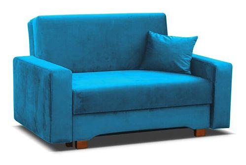 Sofa 2 osobowa z funkcją spania LUX-2 / kolory do wyboru
