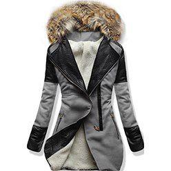 Płaszcz damski Netmoda