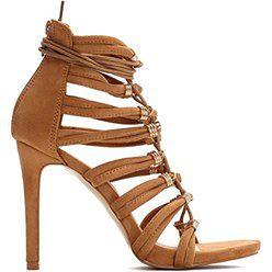 Sandały damskie Born2be
