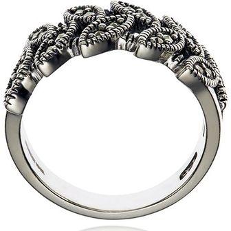 Pierścionek srebrny W.KRUK SHF/PS029