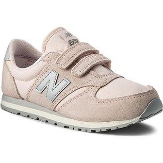 Sneakersy NEW BALANCE - KE420NSY Różowy