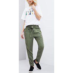 Spodnie lyocell