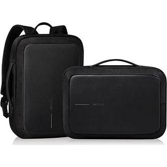 Nowoczesny antykradzieżowy plecak torba laptop Bobby Bizz XD-P705.571
