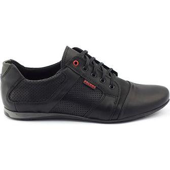 Buty męskie CASUAL C34P czarne