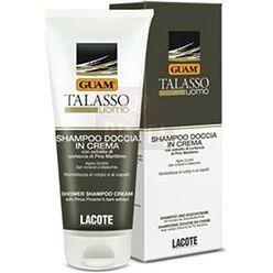 Guam talasso uomo - Szampon i kremowy żel pod prysznic dla mężczyzn 2w1 - op. 200 ml