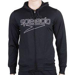 Bluza Moritz Hood Unisex Speedo (czarna)