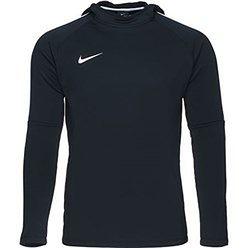Bluza męska z kapturem Dry Academy Hoodie Nike (czarna)