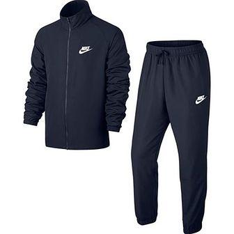 Dres męski Sportswear NSW Track Suit Woven Basic Nike (granatowy)