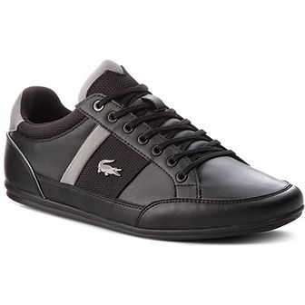 Sneakersy LACOSTE - Chaymon 318 1 CAM 7-36CAM0008231 Blk/Gry