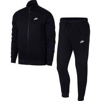 Dres męski Sportswear NSW Track Suit Fleece Nike (czarny)