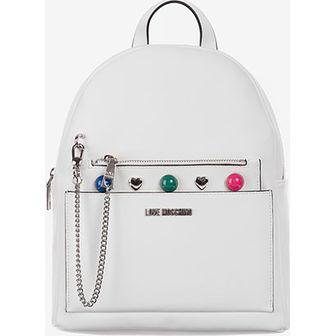 Love Moschino Plecak UNI Biały