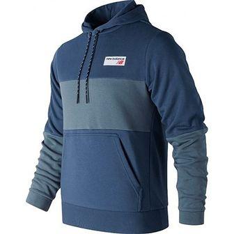 Bluza męska Athletics 78 Pullover New Balance (niebieska)