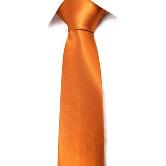 Krawat Dunpillo gładki/gładka