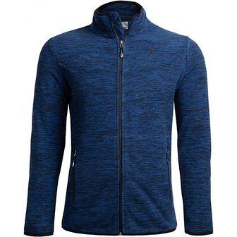 Outhorn bluza sportowa bez wzorów z poliestru