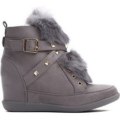 Sneakersy damskie Born2be