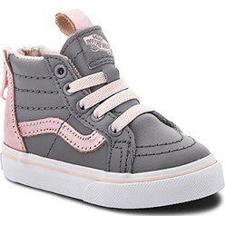 Buty zimowe dziecięce Vans