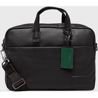 Torba na laptopa Calvin Klein ze skóry ekologicznej