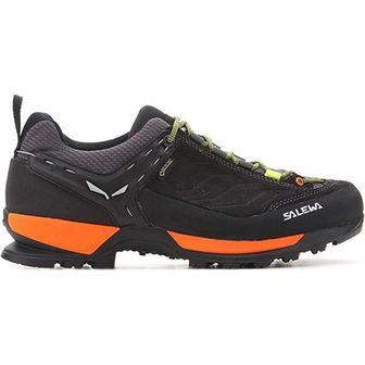 Buty trekkingowe męskie czarne Salewa