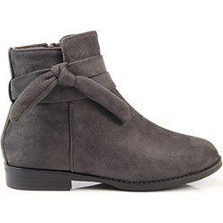 Buty zimowe dziecięce Vinceza na zamek