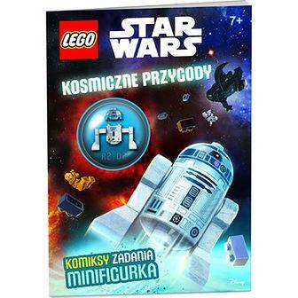 Lego Star Wars Kosmiczne Przygody 1Y31B5