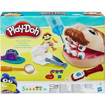 PLAY-DOH Zestaw Dentysta 1Y33HJ
