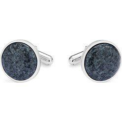 Spinki do mankietów Northern Jewelry niebieskie