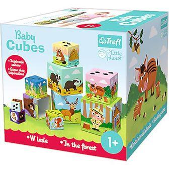 Baby Cubes - W lesie 5Y35AH