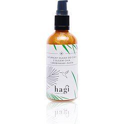 Oliwka do ciała Hagi