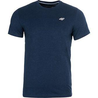 Koszulka sportowa 4F bez wzorów