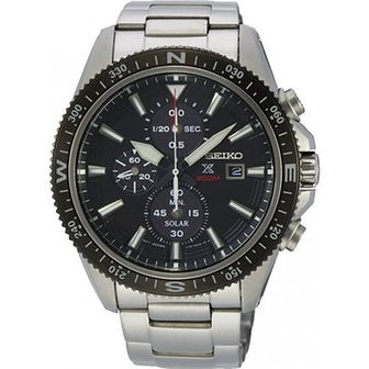 Zegarek Seiko srebrny