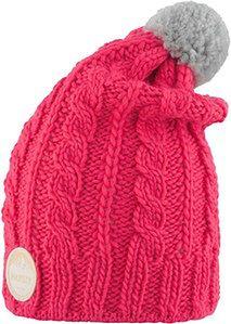 Czapka zimowa Kink Beanie Majesty (pink/grey)