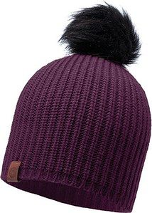 Czapka zimowa Knitted Hat Adalwolf Buff (blackberry)