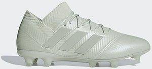 Buty piłkarskie korki Nemeziz 18.1 FG Adidas (jasna zieleń)