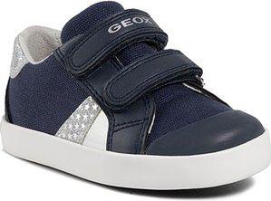 Sneakersy GEOX - B Gisli G. C B021MC 010QD C0673 M Navy/Silver