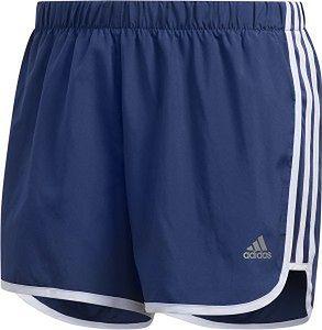 Spodenki damskie Marathon 20 Adidas (tech indigo/white)