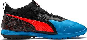 Buty piłkarskie turfy One 19.3 TT Puma (black/blue/red)