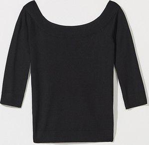 Mohito - Wiskozowy sweter open shoulder -