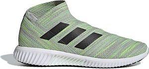 Buty piłkarskie halowe Nemeziz Tango 18.1 TR Adidas (zielone)