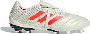 Buty piłkarskie korki Copa Gloro 19.2 FG Adidas (beige/solar red/core black)