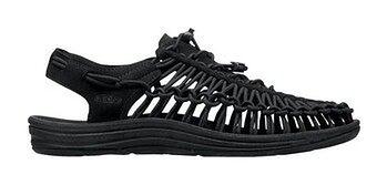 Sandały Keen Uneek - czarne (UNEEK-MN-BKBK)