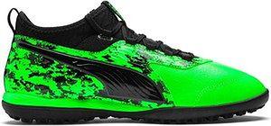 Buty piłkarskie turfy One 19.3 TT Puma (green/black)