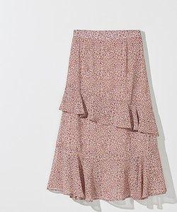 Mohito - Szyfonowa spódnica midi -